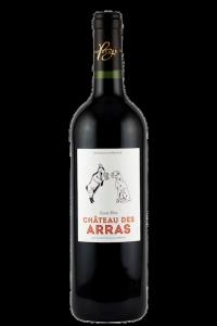 Château des Arras Cuvée Rhéa Bordeaux Supérieur rouge