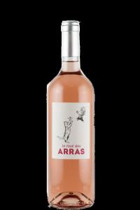 Château des Arras Rosé bouteille