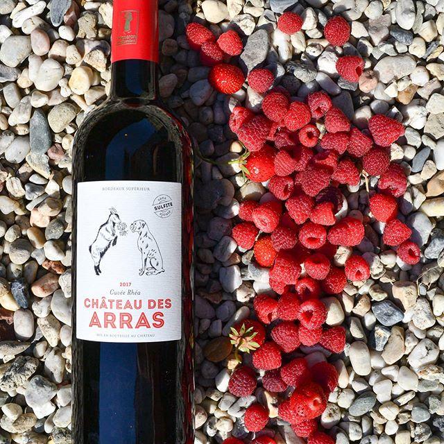 Chateau des Arras Cuvée Rhéa Gaïa rosé Bordeaux