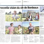 La nouvelle vision du vin de Bordeaux
